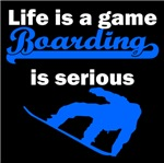 Boarding Is Serious