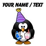 Custom Party Penguin