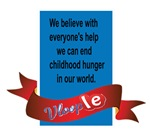 We believe with everyone's help we can end childho