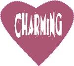 Charming Girl T Shirts