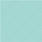 Aqua Stripes