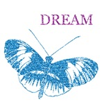 Glitter Dream Butterfly