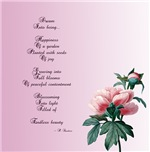 Dream Poem Floral