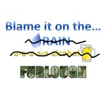 Blame it on the furlough