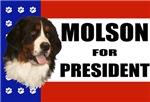 Molson for President!