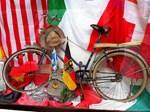 German Bicycle, Oberammergau