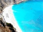 Myrtos of Greece, Photo / Digital Painting