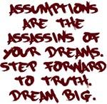 Step Forward Dream BIG Design