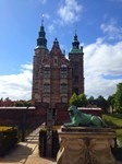 Rosenborg Castle, Photo / Digital Painting