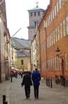 Copenhagen Stroll, Photo / Digital Painting