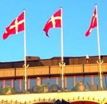 Danish Pride Lives, Photo / Digital Painting