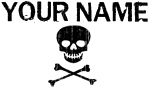 Skull-Pirate Names