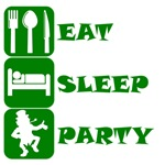Eat Sleep Party