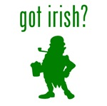 got irish? Leprechaun