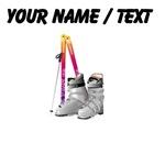 Custom Skis And Ski Boots