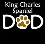 King Charles Spaniel Dad