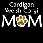 Cardigan Welsh Corgi Mom