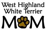 West Highland White Terrier Mom