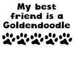 My Best Friend Is A Goldendoodle