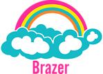 Rainbow Cloud Brazer