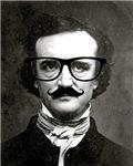 Hipster Edgar Allan Poe Literary Author Goth Weari