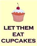 Let Them Eat Cupcakes Baking Dessert Cooking