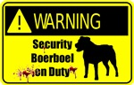 Boerboel Security
