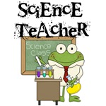 Frog Science Teacher