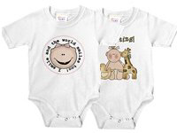 New Arrivals Infant Bodysuits