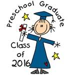 Kindergarten and Preschool Graduate
