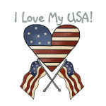 I Love My USA!