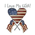 I Love My USA!