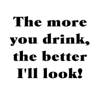 The More You Drink