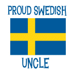 Proud Swedish Uncle