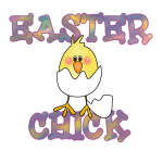 Easter Chick T-shirts, Gifts, and Keepsakes