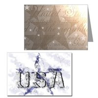 Patriotic USA Greeting Cards and Postcards