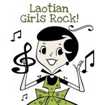 Laotian Girls Rock