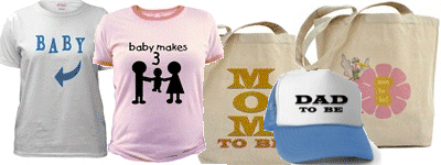 Mom & Dad to Be Shirts N' Stuff!