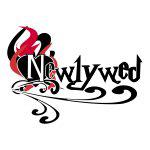 Red/Black  Heart Newlywed