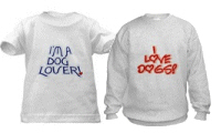 Dog Lover Apparel and More!
