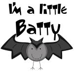 A Little Batty Halloween Tshirts and Gifts