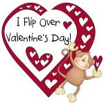 Flip Over Valentine's Day TShirts and Gifts