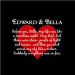 Edward & Bella Heart