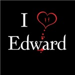 I Love (Vampire Bite) Edward