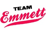 Team Emmett - Twilight T-Shirts and More!
