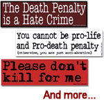 Death Penalty Stuff