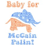 Baby for McCain