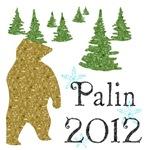 Palin 2012 Alaska Snow