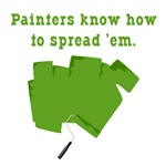 Funny Painters T-Shirts