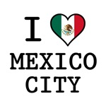 I Love Mexico City T-Shirts